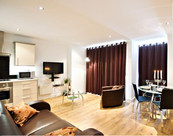 Staycity Serviced Apartments Laystall Street Manchester